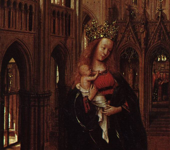 a biography and life work of jan van eyck an early renaissance painter